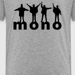 Mono Black - Kids' Premium T-Shirt