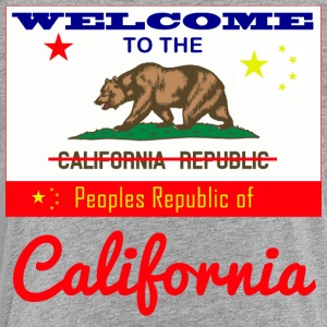 The new California bear state flag - Kids' Premium T-Shirt