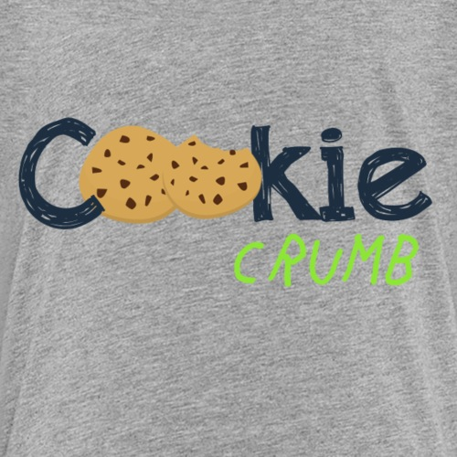 Cookie Crumb Logo - Kids' Premium T-Shirt