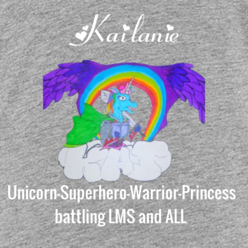 Kailanie's Crowd Unicorn 3 - Kids' Premium T-Shirt