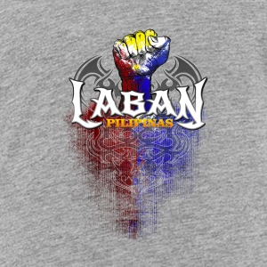 Laban Pinas. Fight Philippines. - Kids' Premium T-Shirt