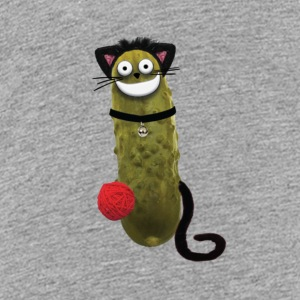 Pickle Puss - Kids' Premium T-Shirt