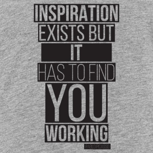 Inspiration exists - Kids' Premium T-Shirt