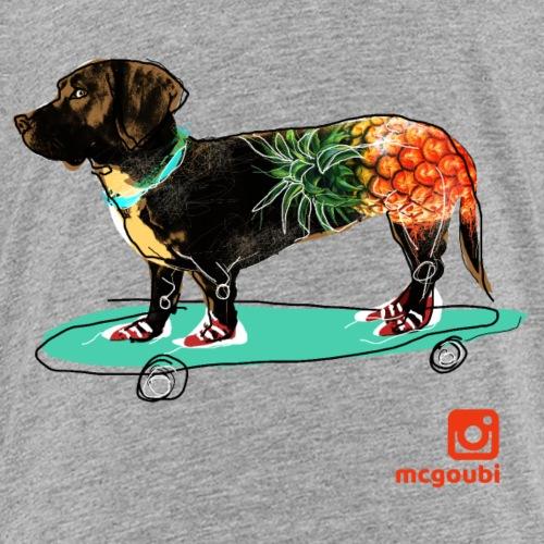long dog boutique perso - Kids' Premium T-Shirt