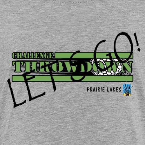 Challenge Throwdown Illinois Event Tee - Kids' Premium T-Shirt