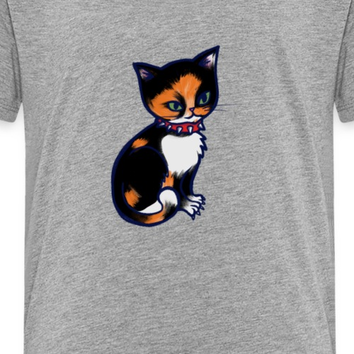 Calico Cat - Kids' Premium T-Shirt