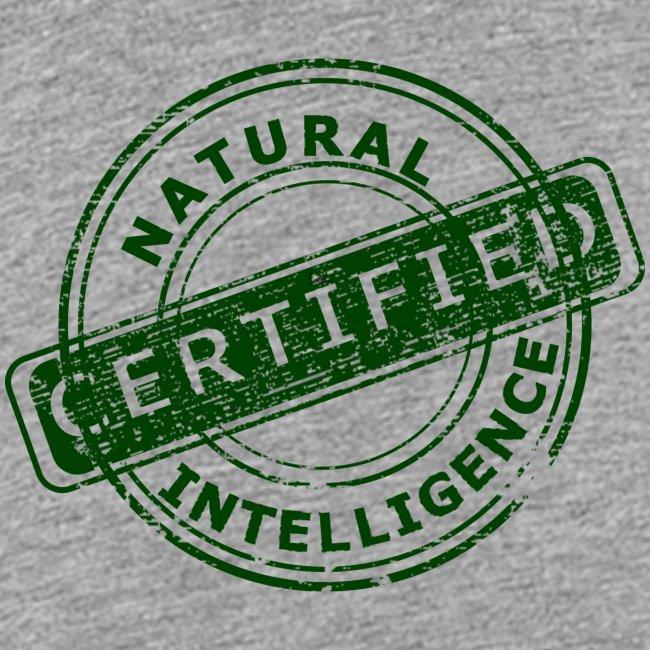 Natural Intelligence