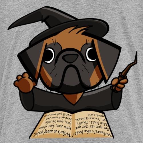 Pug Witch - Kids' Premium T-Shirt