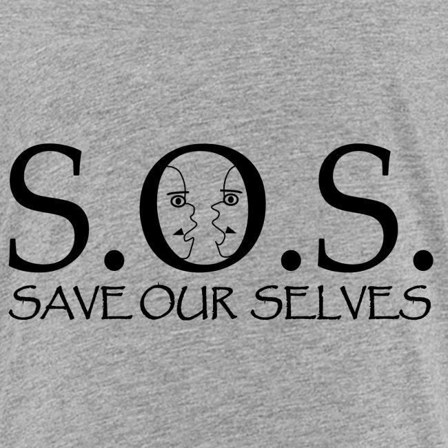 SOS Black on Black
