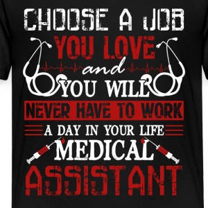 Medical Assistant Shirt - Kids' Premium T-Shirt