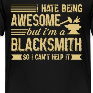 Funny Gift For An Awesome Blacksmith Tshirt - Kids' Premium T-Shirt