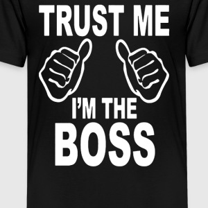 Me Im the Boss - Kids' Premium T-Shirt
