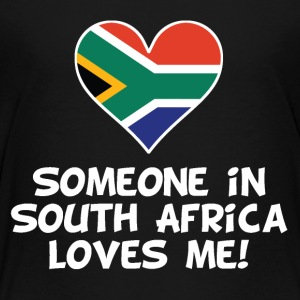 Someone In South Africa Loves Me - Kids' Premium T-Shirt