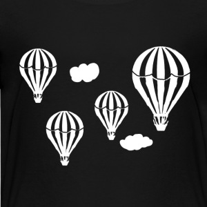 Hot Air Balloons Tee Shirt - Kids' Premium T-Shirt