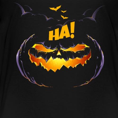 Scary Pumpkin Ja! Spooky Halloween costume T-Shirt - Kids' Premium T-Shirt
