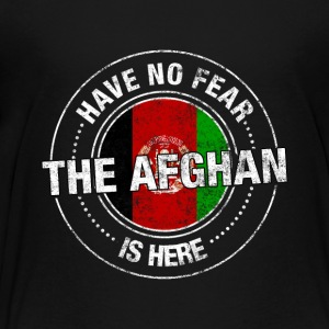 Have No Fear The Afghan Is Here - Kids' Premium T-Shirt