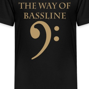 Way of Bassline - Kids' Premium T-Shirt