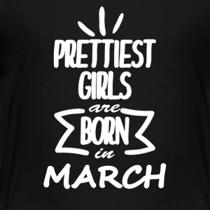 PRETTIEST_GIRLS-MARCH - Kids' Premium T-Shirt