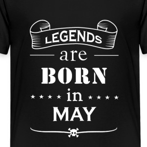 Legendary Birth Month - Kids' Premium T-Shirt