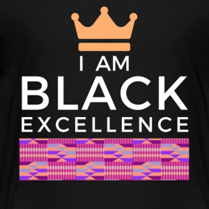 I AM BLACK EXCELLENCE 2 - Kids' Premium T-Shirt