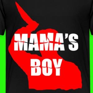 Mama's Boy - Kids' Premium T-Shirt