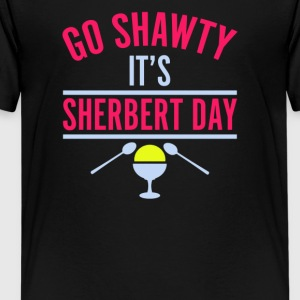 Go shawty it's sherbert day - Kids' Premium T-Shirt