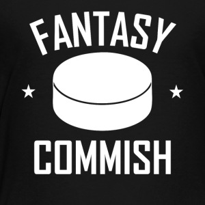 Fantasy Hockey Commish - Kids' Premium T-Shirt