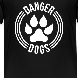 Danger Dogs - Kids' Premium T-Shirt