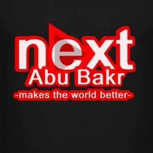 Next Abu Bakr - Kids' Premium T-Shirt