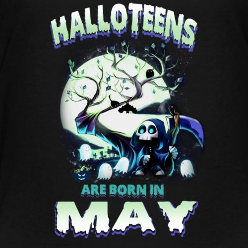 HALLOWEEN TEENAGER BORN IN MAY TSHIRT - Kids' Premium T-Shirt