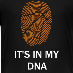 Basketball is in my DNA - Kids' Premium T-Shirt