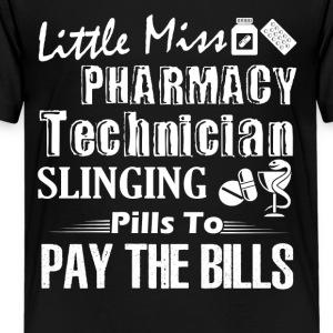 Pharmacy Technician Tee Shirt - Kids' Premium T-Shirt