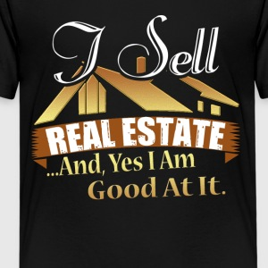 Real Estate Agent Tee Shirt - Kids' Premium T-Shirt