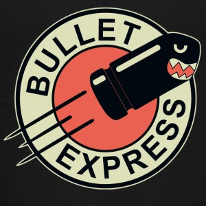 Bullet Express Black Picture - Kids' Premium T-Shirt