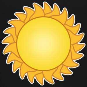 sun sol sunset sundown sunbeams sunshine sunflower - Kids' Premium T-Shirt