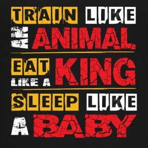 Train Like An Animal - Kids' Premium T-Shirt