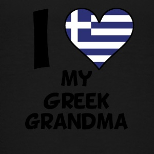 I Heart My Greek Grandma - Kids' Premium T-Shirt