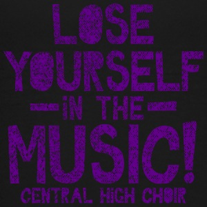Lose Yourself In The Music Central High Choir - Kids' Premium T-Shirt
