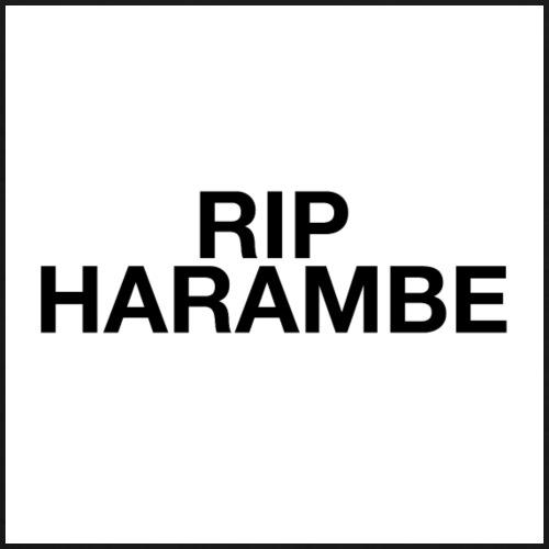 RIP Harambe - Kids' Premium T-Shirt