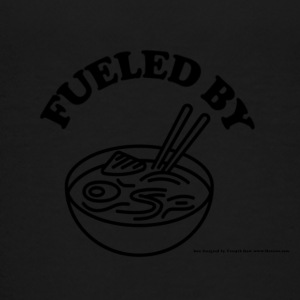 Fueled by RAMEN! - Kids' Premium T-Shirt