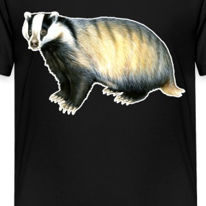 Badger Tee Shirt - Kids' Premium T-Shirt