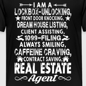 Real Estate Agent Shirts - Kids' Premium T-Shirt