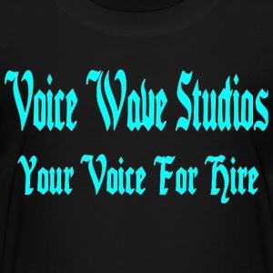 Voice Wave Studios - Kids' Premium T-Shirt
