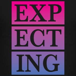 expecting - Kids' Premium T-Shirt