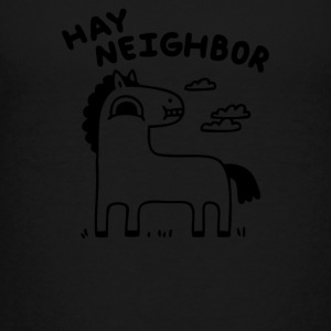 Hay Neighbor - Kids' Premium T-Shirt