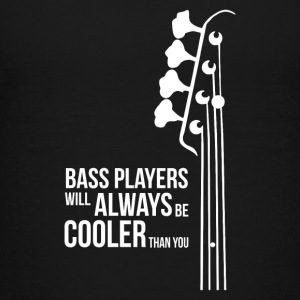 Bass Guitar Players Are Cool - T-shirt premium pour ados