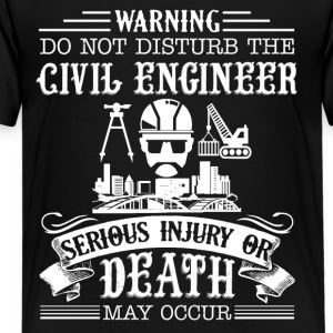 Civil Engineer Shirt - Kids' Premium T-Shirt