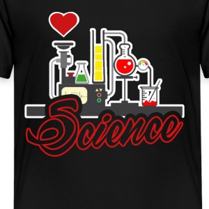 SCIENCE TEE SHIRT - Kids' Premium T-Shirt