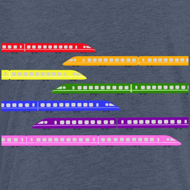 trains t shirt 2