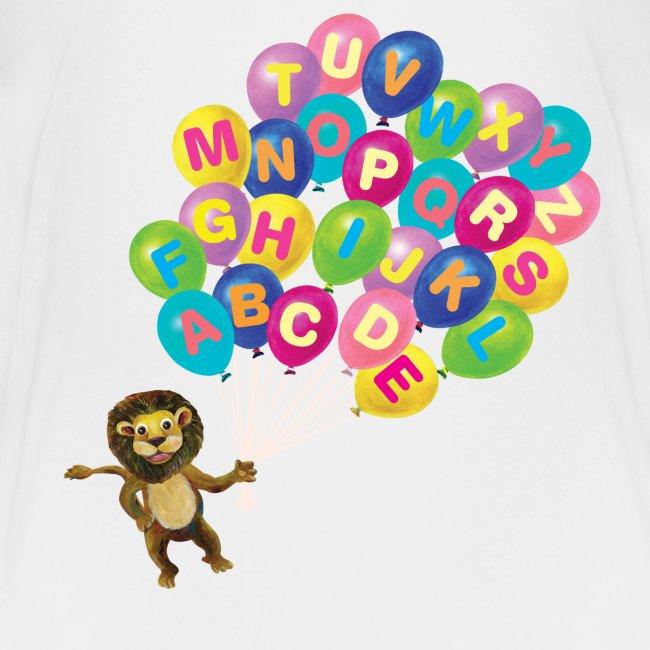 Balloons Lion